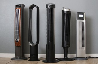 Best Tower Fans Under $100 – 2019 Tower Fans Reviews & Guide
