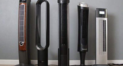 Best Tower Fans Under $100 – 2020 Tower Fans Reviews & Guide