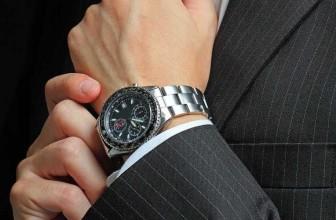 Best Men's Watches Under $100 – 2019 Men's Bracelet Watches Reviews & Guide