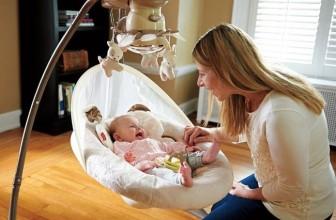 Best Baby Swings Under $100 – 2019 Top Baby Swings Reviews & Guide